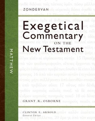 Matthew: Zondervan Exegetical Commentary on the New Testament [ZECNT]-eBook  -     Edited By: Clinton E. Arnold     By: Clinton E. Arnold(Ed.)