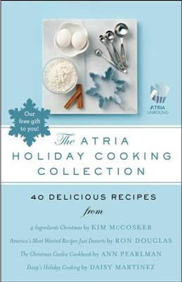 4 Ingredients Christmas Sampler - eBook  -     By: Kim McCosker