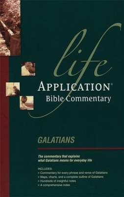 Galatians, Life Application Bible Commentary   -     By: Bruce Barton, Dave Veerman