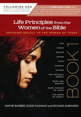 Following God Series: Life Principles from the Women   of the Bible  -     By: Wayne Barber