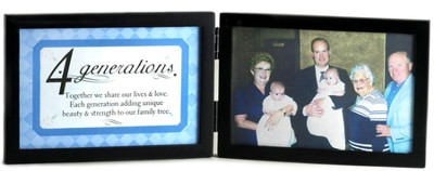 4 Generations Photo Frame  -