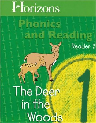 Horizons Phonics & Reading, Grade 1, Reader 2   -
