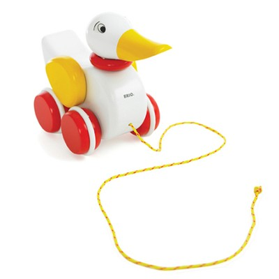 Pull Along Duck  -
