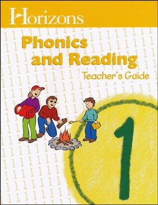Horizons Phonics & Readings Grade 1 Teacher's Guide   -