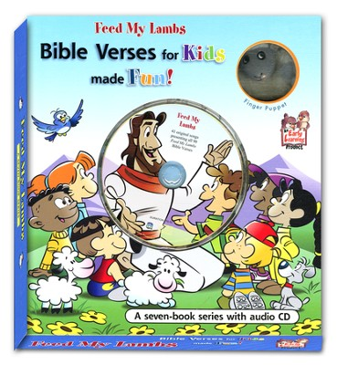 Feed My Lambs (6 Books with 1 CD)   -
