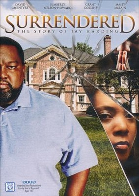 Surrendered: The Story of Jay Harding, DVD   -