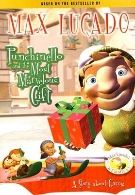 Max Lucado's Wemmicks #4: Punchinello and the Most Marvelous  Gift, DVD  -     By: Max Lucado