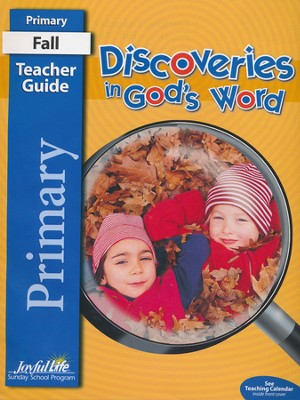 Discoveries in God's Word Primary (Grades 1-2) Teacher Guide  -