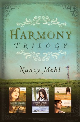 Harmony Trilogy - eBook  -     By: Nancy Mehl