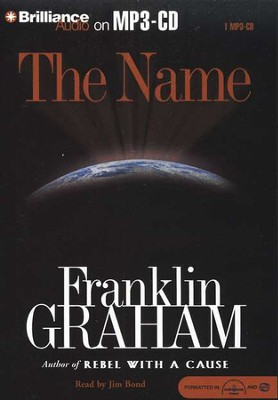 The Name Audiobook on CD  -     By: Franklin Graham