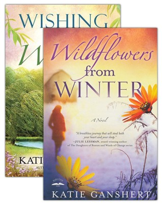 Wildflowers From Winter/Wishing on Willows, 2 Vols.   -     By: Katie Ganshert