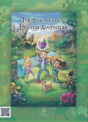 The Egg-cellent Easter Adventure, DVD   -     By: Darcie Cobos