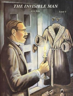The Invisible Man Edcon Workbook   -     By: H.G. Wells