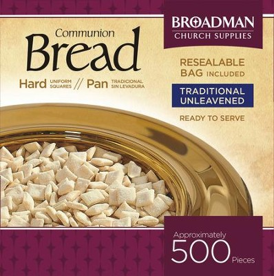 Hard Communion Bread   -
