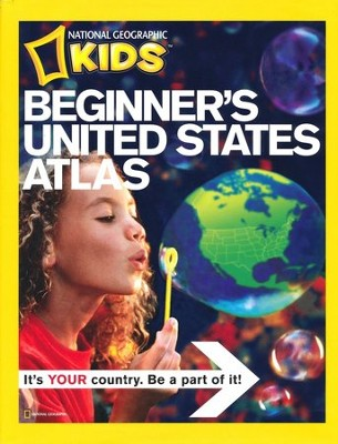 National Geographic Beginner's U.S. Atlas  -