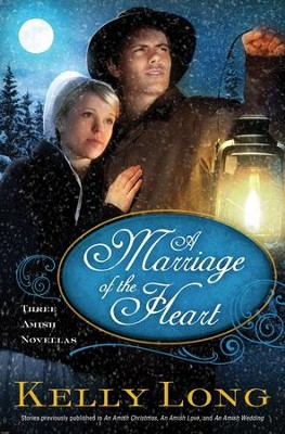 A Marriage of the Heart - eBook  -     By: Kelly Long