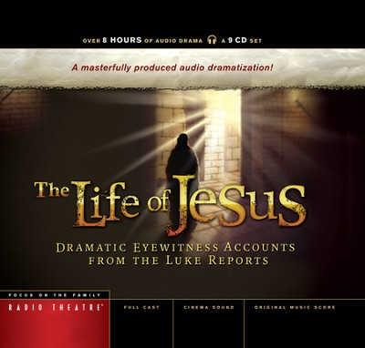 Radio Theatre: The Life of Jesus   -