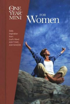 One-Year Mini for Women: Daily Inspiration from God's Word   -     By: Ronald A. Beers, V. Gilbert Beers