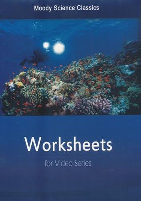 Worksheets for the Moody Science Classics Video Series PDF CD-Rom  -     By: Kevin Shaw