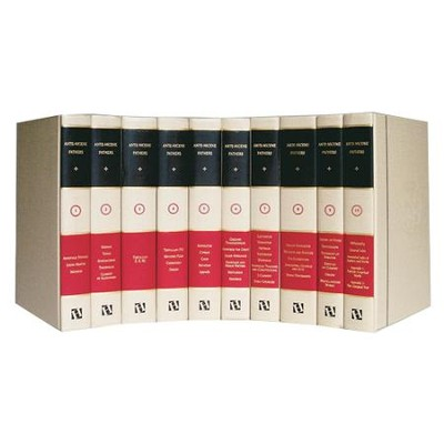 The Ante-Nicene Fathers, 10 vols.   -     Edited By: Alexander Roberts