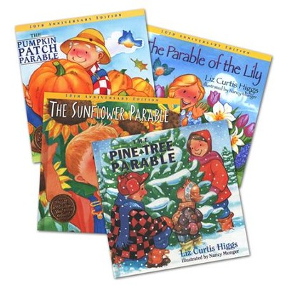 Parables Series, 4 vols   -     By: Liz Curtis Higgs