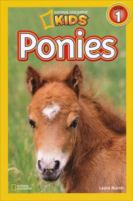 National Geographic Readers: Ponies   -     By: Laura Marsh