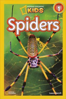 National Geographic Readers: Spiders   -     By: Laura Marsh