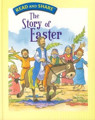 Read and Share: The Story of Easter   -     By: Gwen Ellis