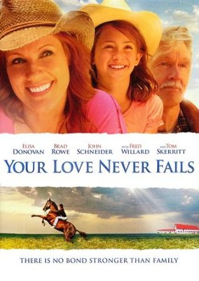 Your Love Never Fails, DVD   -