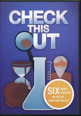 Check This Out: Six Mini-videos on Six Hot Creation Topics! DVD    -