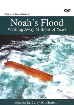 Noah's Flood DVD Washing Away Millions of Years  -     By: Dr. Terry Mortenson