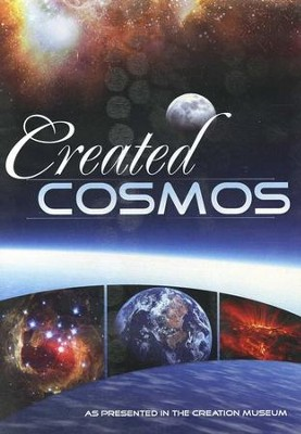 Created Cosmos DVD   -     By: Jason Lisle