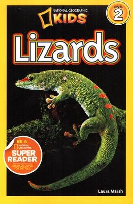 National Geographic Readers: Lizards  -     By: Laura Marsh