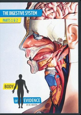 Digestive System: Body of Evidence DVD   -     By: Dr. David Menton