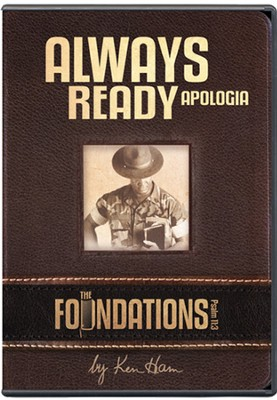 The Foundations: Always Ready DVD   -     By: Ken Ham