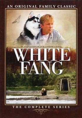 White Fang: The Complete Series--DVDs    -