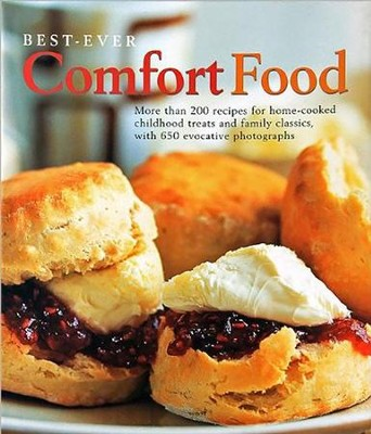 Complete Comfort Food  - Slightly Imperfect  -