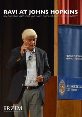 Ravi at Johns Hopkins University  -     By: Ravi Zacharias