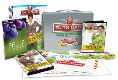 Faith Case Fruit of the Spirit  -