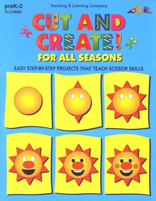 Cut and Create! For All Seasons   -