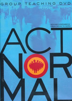 Act Normal, Small Group Teaching DVD   -     By: Scott Wilson