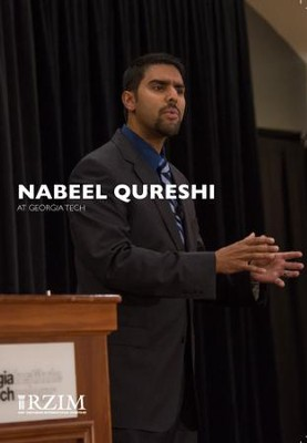 Nabeel Qureshi at Georgia Tech, DVD   -     By: Nabeel Qureshi