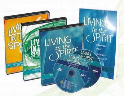 Living in the Spirit Kit  -