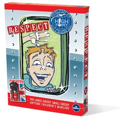 Highpoint DVD Curriculum: Respect Kit  -