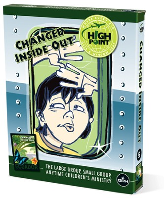 Highpoint DVD Curriculum: Changed Inside Out Kit  -