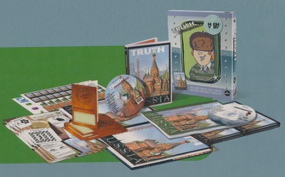 Highpoint DVD Curriculum: Truth & Consequences Kit  -