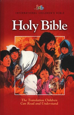 ICB Big Red Bible Revised, Hardcover, Case of 24   -