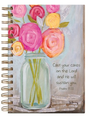 Cast Your Cares On the Lord Journal  -