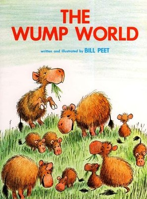 The Wump World   -     By: Bill Peet