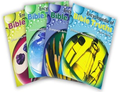 Encyclopedia of Bible Truths, 4 Volumes   -     By: Ruth C. Haycock
